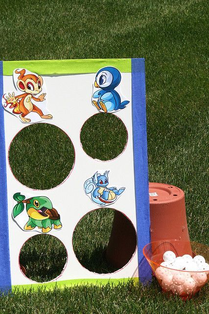Photo of Eine Kinderparty unter dem Thema Pokémon! – Wooloo