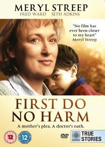 Meryl Streep in First do no harm. An heartbreaking movie