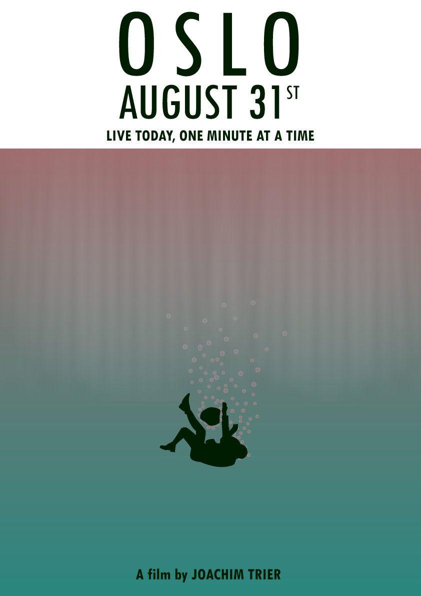 Risultati immagini per oslo 31 august poster