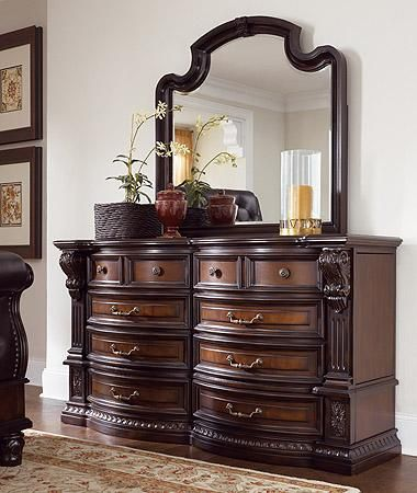 Fairmont Designs Bedroom Sets Custom Fairmont Designs Grand Estates Collection Dresser Wmirror  My Design Ideas