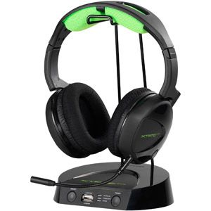 Sharkoon X-Tatic Air Gaming Wireless Headset (Xbox 360/PS3/PC)