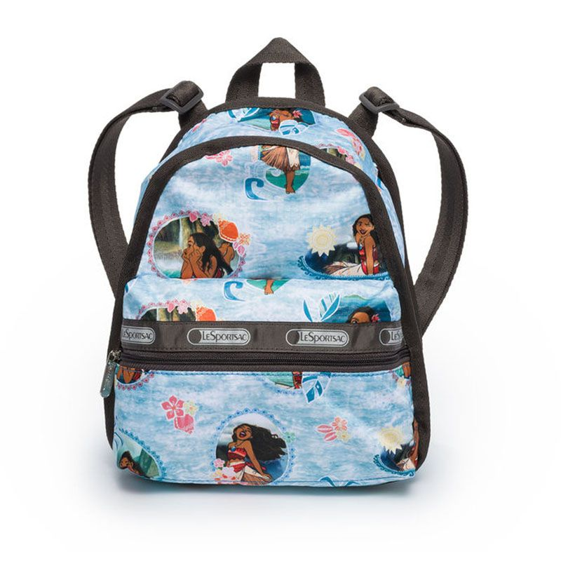 06e9519cdf3 Pack for All of Your Adventures With the Moana LeSportsac Collection ...