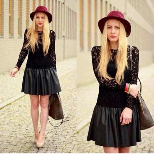 If the skirt was longer, I would want this