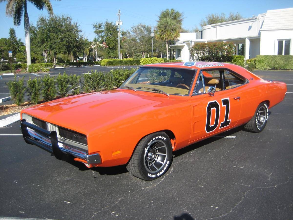 1969 Dodge Charger General Lee With Images Dodge Charger
