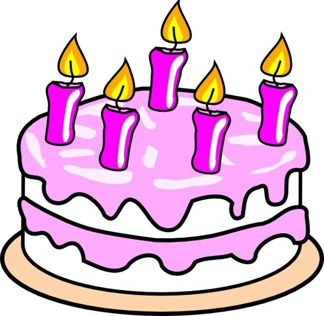 Happy Birthday Clip Art Photo For You