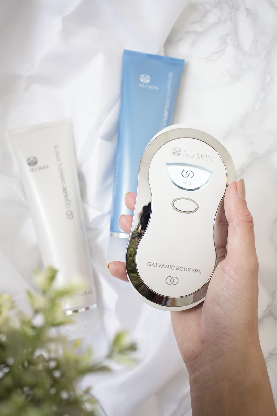 NU SKIN | Galvanic Body Spa | Chedsneh | insta | Pinterest | Galvanic body spa, Nu skin and Body spa