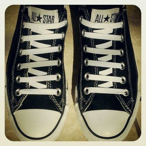 how long are the shoelaces for converse