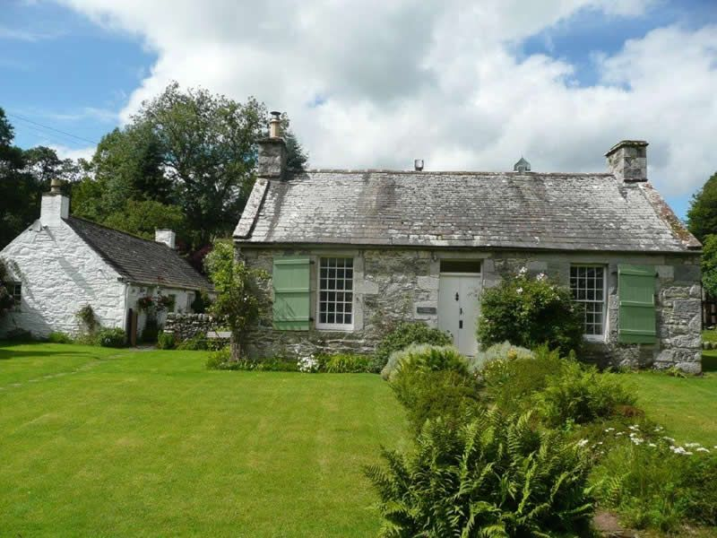 Clachan Cottages Anwoth Gatehouse Of Fleet Dumfries Galloway