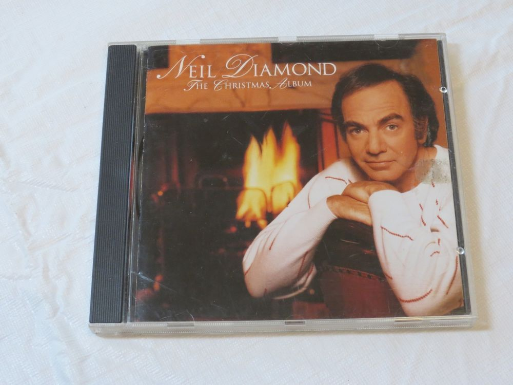 The Christmas Album by Neil Diamond CD 1992 Sony Music Little ...