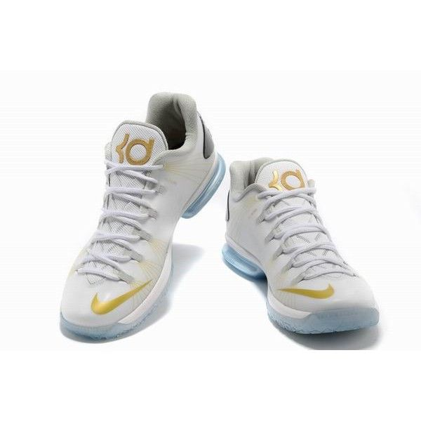 huge selection of 65df6 275e9 usa buy nike kd v elite white gold sale price 89.99 . fb3a8 b8ff7