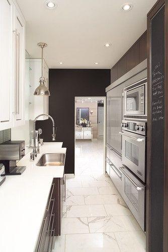 Galley Kitchen Contemporary Kitchen Toronto Arnal Photography Galley Kitchen Remodel Kitchen Remodel Cost Contemporary Kitchen Remodel
