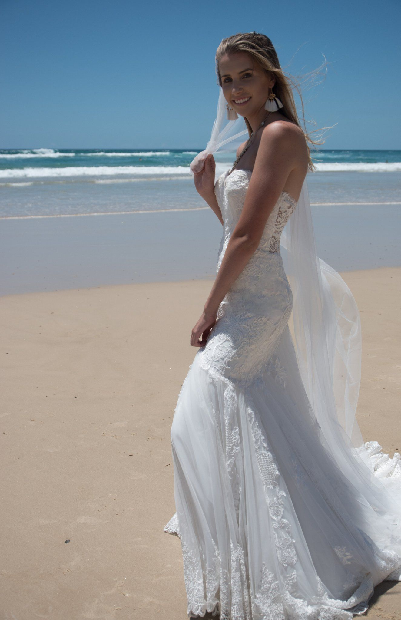 Belle | The GC Bridal Lounge #weddingdress #dusktilstarscollection ...