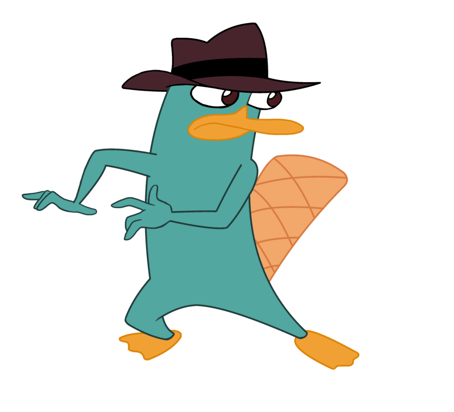 Daily Perry 20 By Fairytalesdream Perry The Platypus Phineas And Ferb Perry