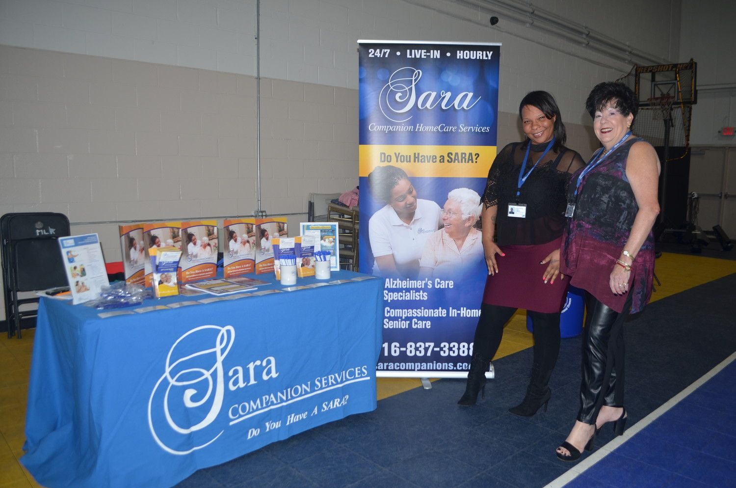 Thanksgiving with SARA Alzheimer care, Health services