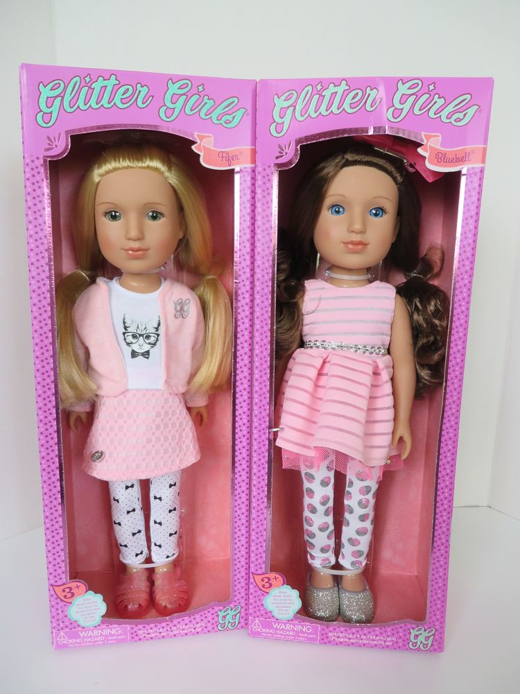 Sewing patterns for Glitter Girls Dolls by Oh Sew Kat! | Glitter ...