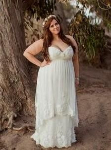 You Can Share These Rustic Wedding Dress Plus Size On Facebook Stumble Upon My