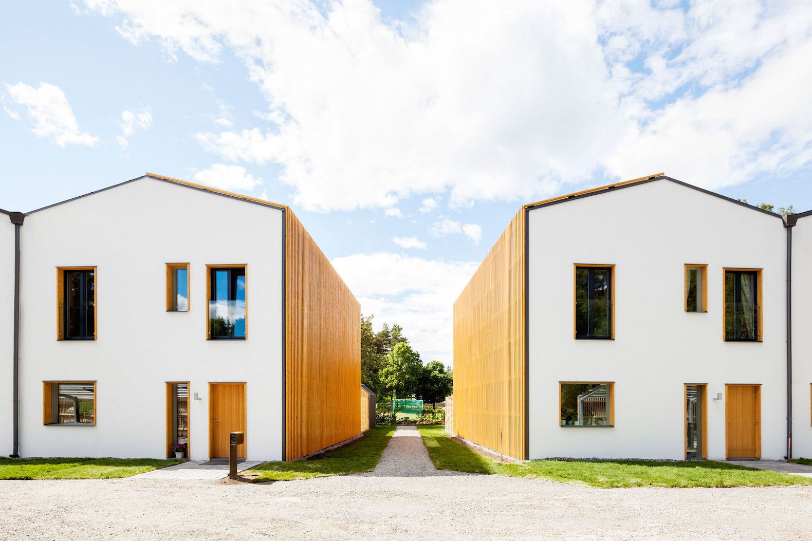 Swedish Homes Solarpowered Swedish Homes Produce At Least As Much Energy As
