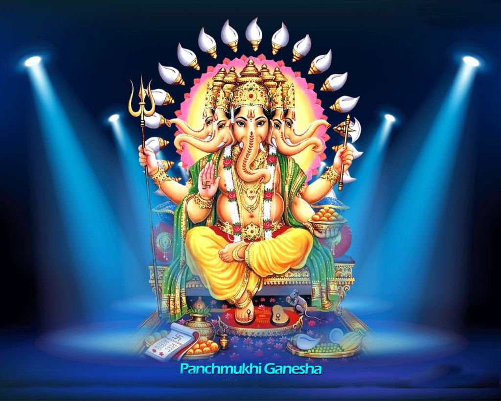 360 Best Ganesha Images On Pinterest: 10 Best Lord Ganesha Wallpapers
