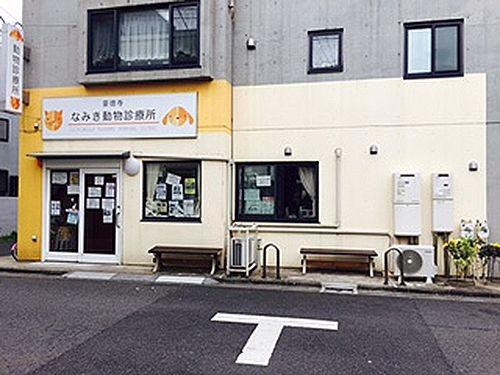 豪徳寺なみき動物診療所 東京都の動物病院 トヨタドッグサークル 診療所 豪徳寺 カラーズ