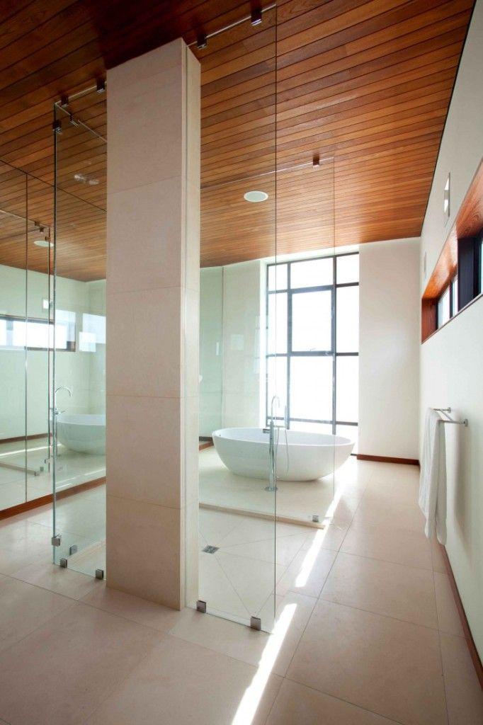 Bonaire House by Silberstein Architecture 14 salle de bain