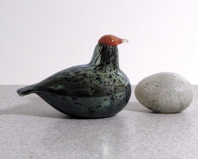 Lepinkäinen   |   1990   | Birds by Toikka, p144