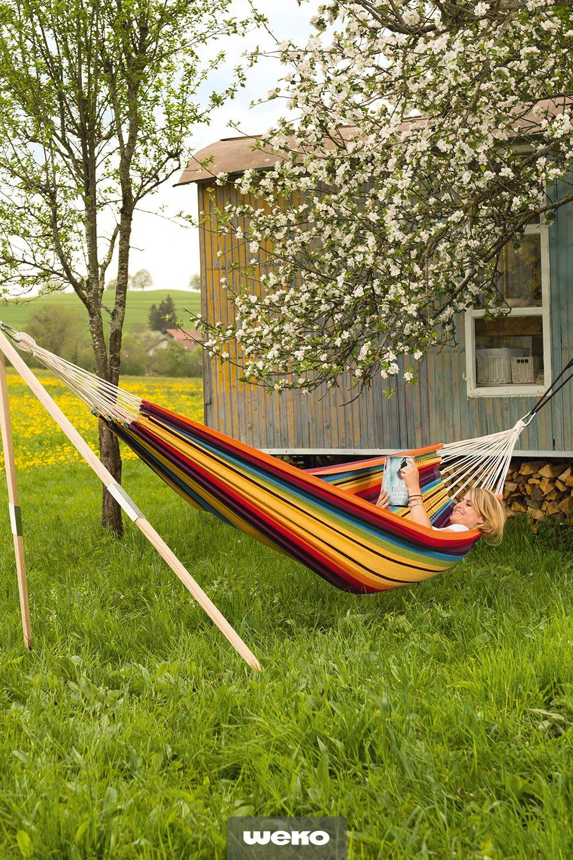Gemutliche Hangematte Hangematte Garten Garten Deko