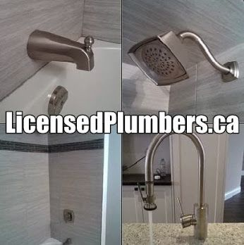 http://LicensedPlumbers.ca is proudly family owned and locally operated by a family team of #licensedplumbers. Big plumbing know-how at small company #plumbing rates. Commercial, residential, service, rough-ins, renovations, construction. +LicensedPlumbers.ca Mississauga  #MississaugaPlumbers