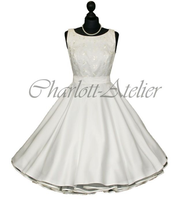 50er petticoat kleid hochzeit brautkleid wei hochzeit. Black Bedroom Furniture Sets. Home Design Ideas