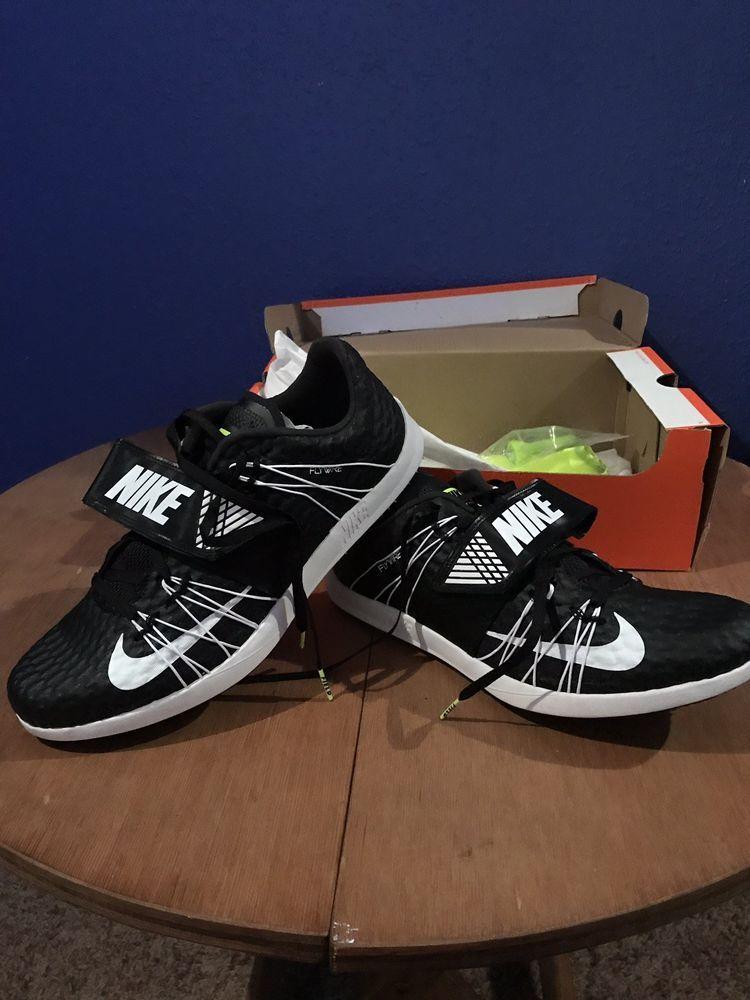 4aa03f45ddc NEW Nike Zoom TJ Elite Triple Jump Track Shoes Spikes 705394-017 ...