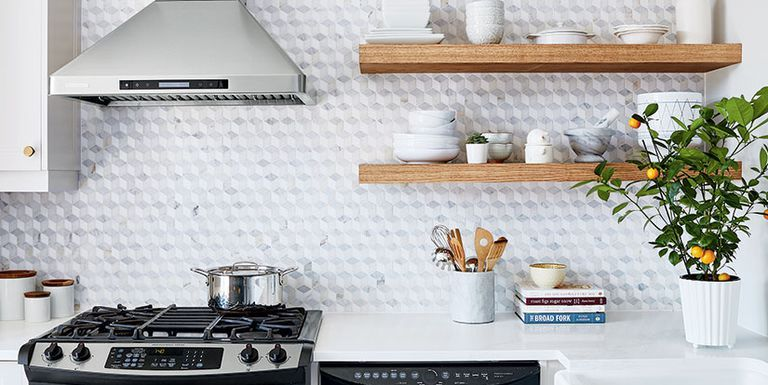 7 Popular Kitchen Backsplashes, Ranked From Least To Most Expensive