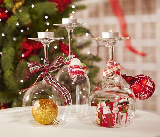 Una navidad creativa blog copa y navidad - Decoracion manualidades navidad ...