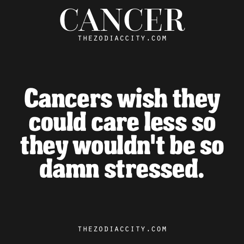 But wait Cancer – there's more you need to know
