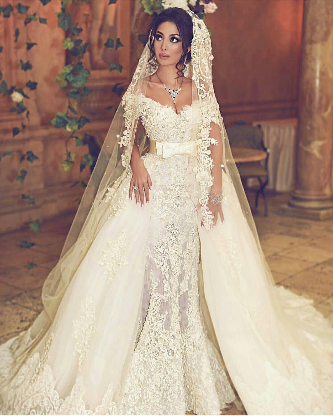 vestidos de novia instagram