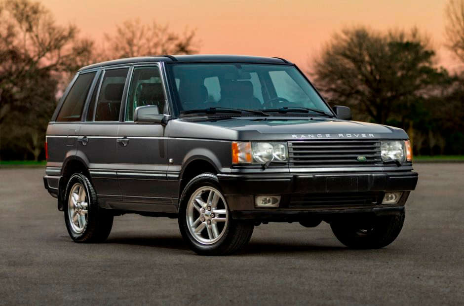 2001 Land Rover Range Rover Hse 4 6 Range Rover Hse Land Rover Range Rover