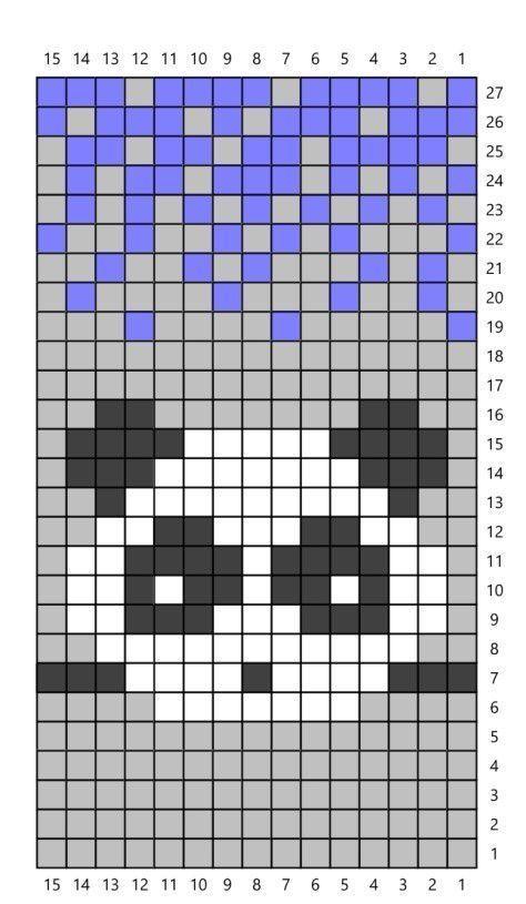 Photo of Panda Hat Pattern jetzt heißt!