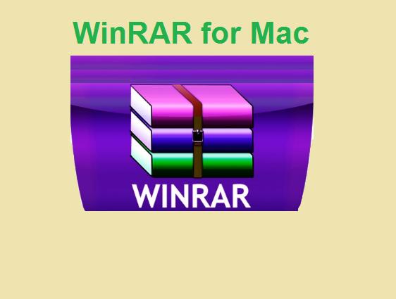 winrar full version download for mac