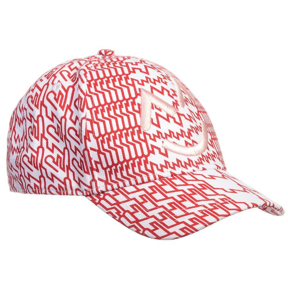 32e1018bd26 Kenzo - Girls Red Cap