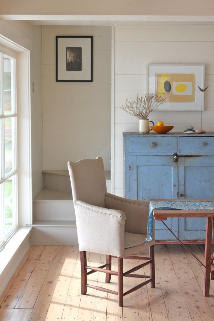 Harbor Cottage in Maine designed by Sheila Narusawa photograph by