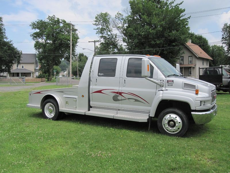 4500 Gmc Duramax For Sale 2005 Gmc Topkick Kodiak C4500 Western