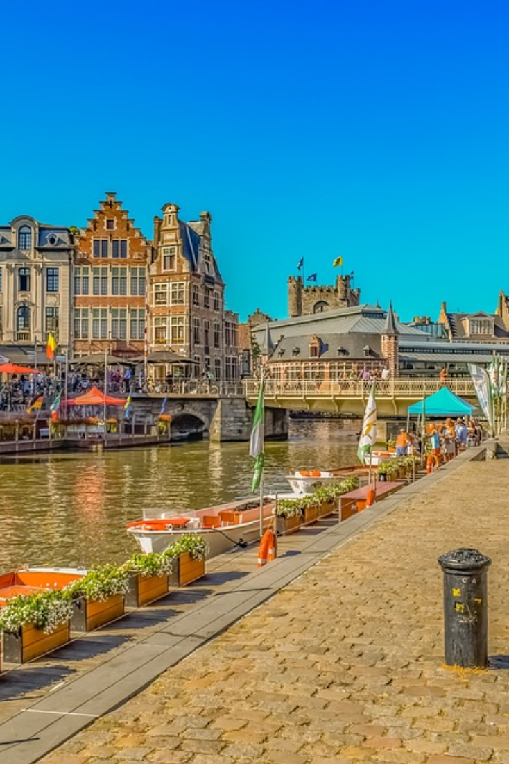 Ghent Belgium During the Middle Ages Ghent was one of the richest