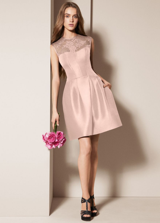 Famoso Vera Wang Vestidos De Dama De Honor 2013 Colección de ...