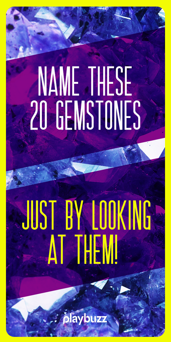 Gem Stone Quiz Knowledge Quiz Trivia Questions This Or That Questions