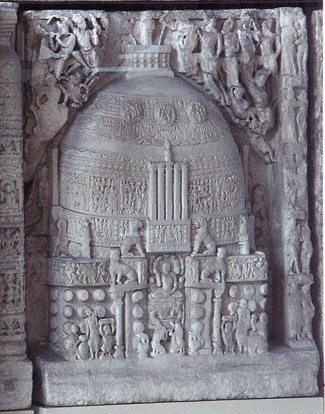 File Amaravatifrieze Jpg Sacred Art Stupa Ancient India