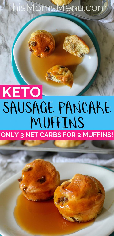 Quick keto breakfast perfect for meal prep! #glutenfree #keto #lowcarb #ketorecipes #thismomsmenu #glutenfreerecipes #KetoEggsRecipes