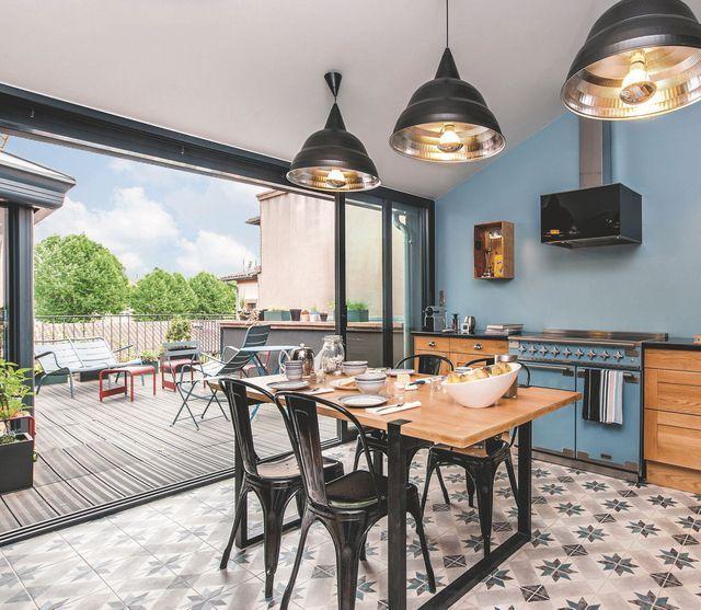 Relooker une cuisine  10 touches déco au top Cuisine, Kitchens - Idee Deco Maison De Campagne