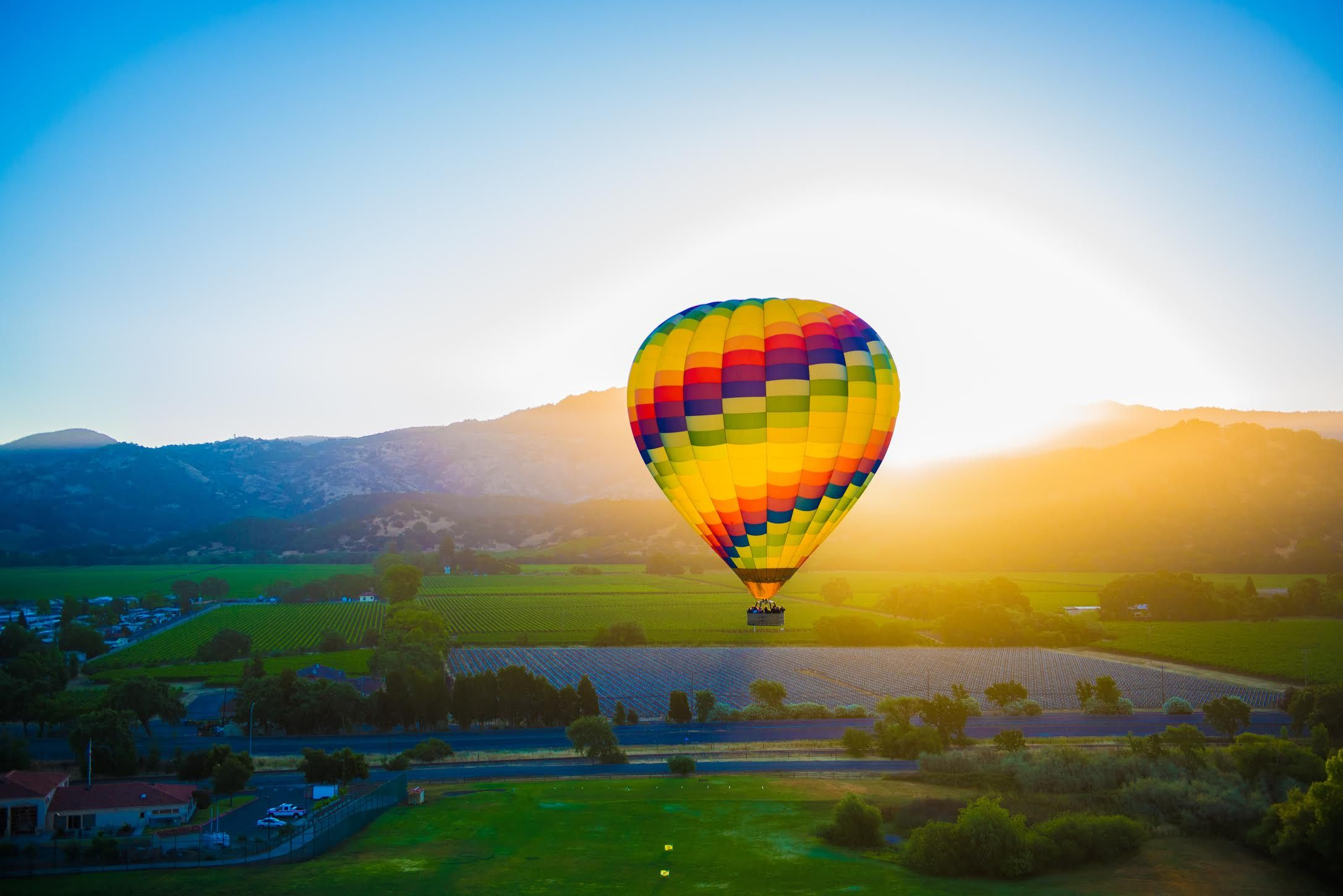 Napa Valley Balloons, Inc. Napa, CA 94558 Napa trip