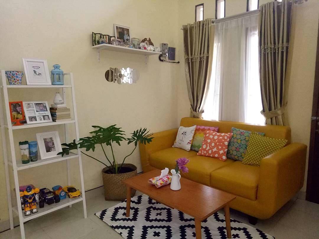 Desain Dekorasi Ruang Tamu Dengan Foto Desain Interior Dekorasi Ruang Tamu Kecil Ruang Tamu Rumah Living room ruang tamu