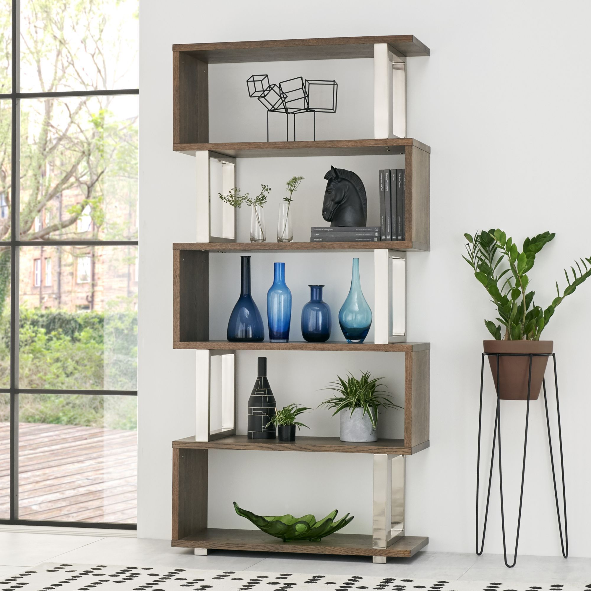 This Bentley Designs Shelf Unit Is Lovely!