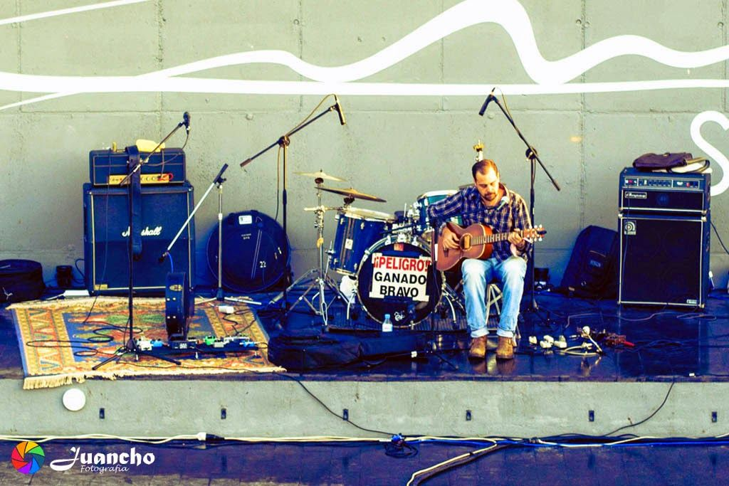 Juancho Fotografía: Hot Nasho and Himself Orchestra