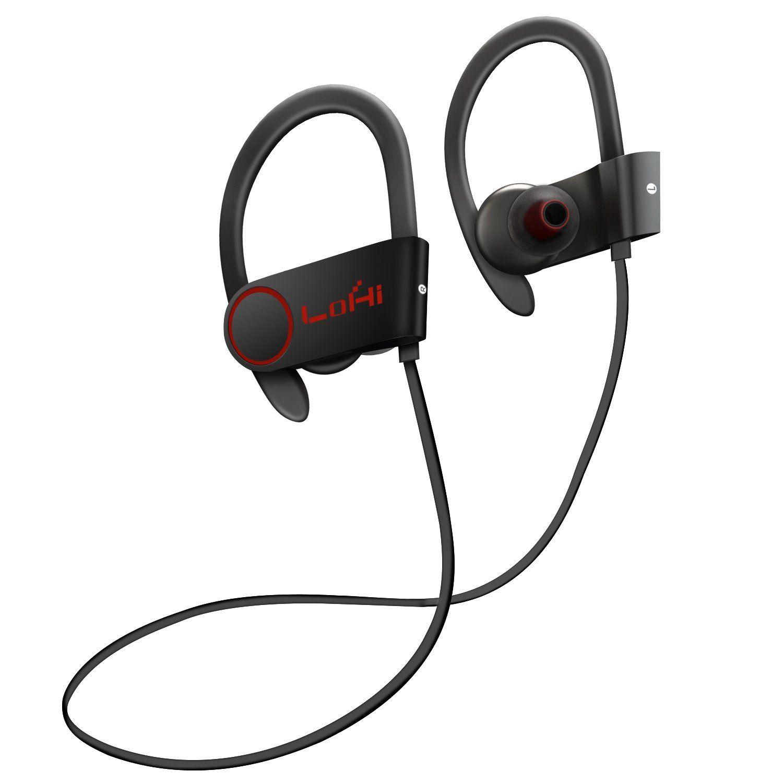 7 Lohi Bluetooth Headphones Best Bluetooth Headphones Bluetooth Headphones Wireless Sport Earbuds